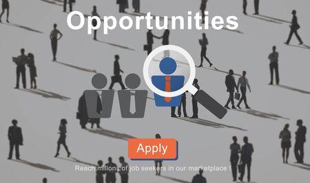 conclusion: Concepto Logro oportunidades Imposible ocasión opción
