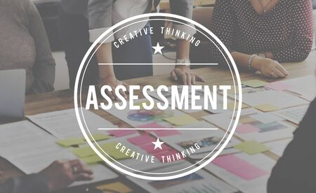 review: Assessment Evaluation Analytics Review Concept