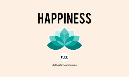 recreation: Happiness Enjoyment Recreation Relaxation Positivity Concept