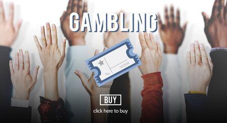 bet: Gambling Betting Bet Jackpot Lottery Lucky Concept