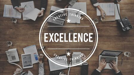 expertise: Excellence Ability Skills Expertise Concept