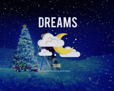 creer: La aspiración sueños creas inspiración concepto motivación