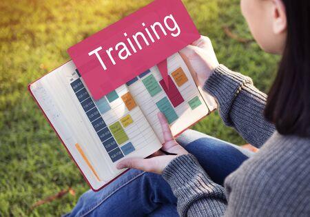 inspire: Training Train Coaching Ability Inspire Ideas Concept