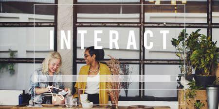 comunicar: Conectar interactúan Comunicar Concepto de Información