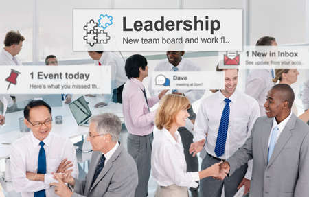 �authority: Lead Leadeship Boss Manager Authority Concept