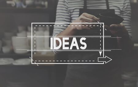 curator: Ideas Thinking Creative Mission Thoughts Concept