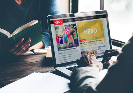 idealized: Hero Superhero Role Model Inspiration Leader Concept Stock Photo