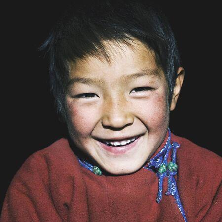 adolescencia: Boy asi�tica hermosa sonrisa Adolescencia Car�cter