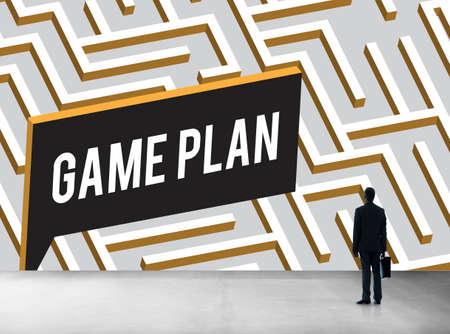 Business game plan