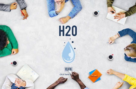 h2o: H2O Environment Ecology Sustainable Concept