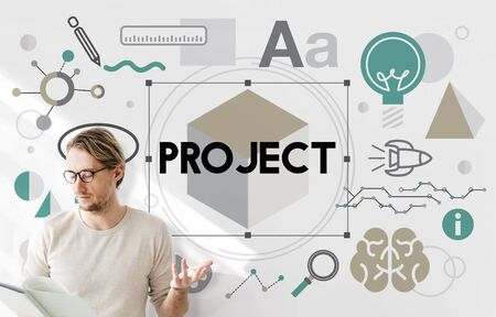 career coach: Project Information Start up Launch Concept