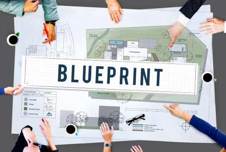 architecture: Blueprint Craft Architecture Design Ideas Construct Concept