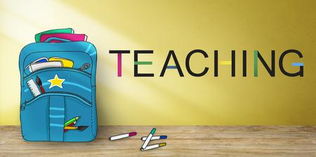 training and development: Teaching Teach Teacher Training Development Concept