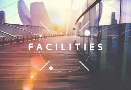 facilitate: No People Contemporary Building Exterior Skyscraper Design Concept