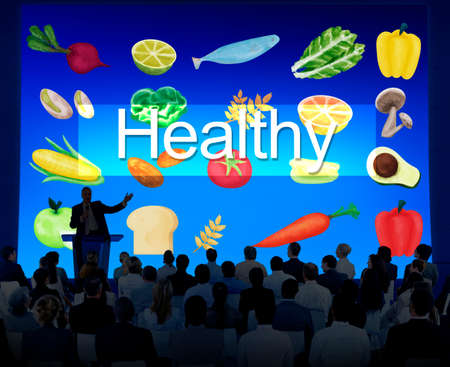 corporate women: Healthy Health Check Lifestyle Nutrition Physical Concept