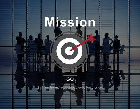 core strategy: Mission Goals Target Aspirations Motivation Strategy Concept