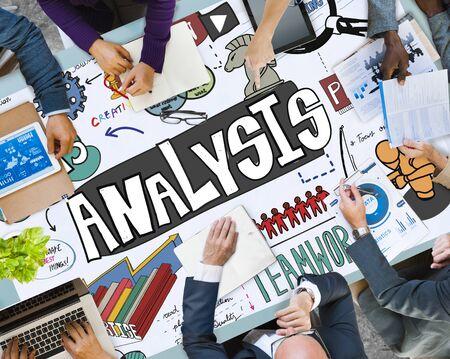 Affaires Réunion de l'équipe Brainstorming Concept Planification