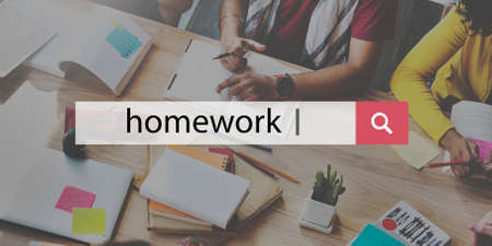 book reviews: Homework Education College Learning Practice Study Concept