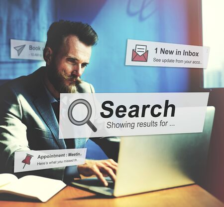 optimisation: Search Searching Exploration Discover Inspect Finding Concept
