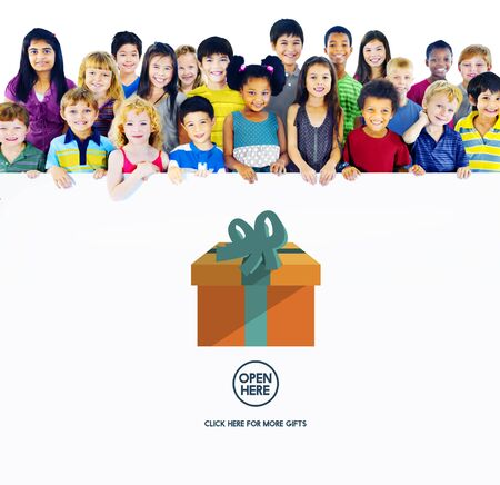 occasion: Gift Festive Holidays Occasion Celebration Concept