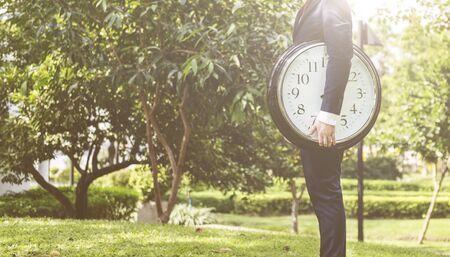 Time Timing Management Schedule Organisation Concept Archivio Fotografico