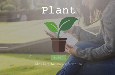 environmental conservation: Plant Trees Ecology Environmental Conservation Growing Concept