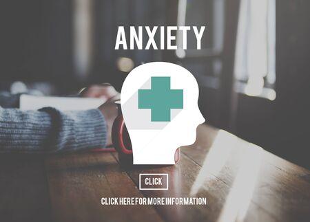 desorden: Trastorno de ansiedad aprehensión concepto médico