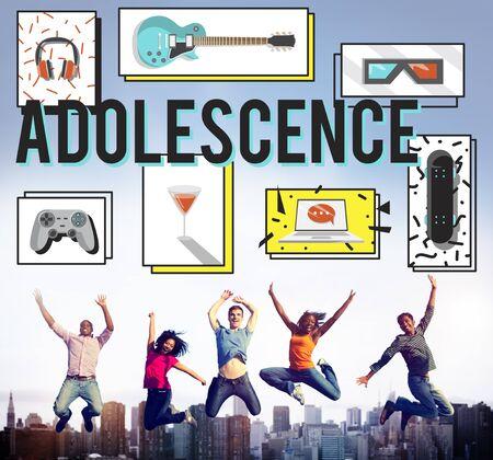 adolescence: Adolescencia adulto joven Cultura juvenil Concepto estilo de vida