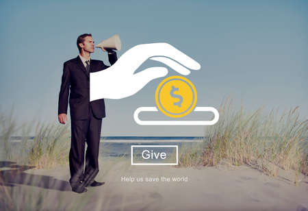 generosity: aid, assistance, cash, charity, coin, community, donate, donations, generosity, give, giving, graphic, hand, help, icon, illustration, money, philanthropy, proceeds, save, saving, society, solidarity, symbol, volunteer
