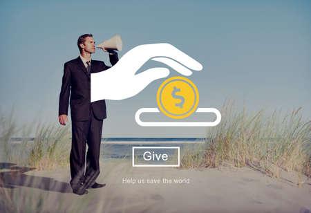 generosity: ayuda, asistencia, dinero en efectivo, la caridad, la moneda, la comunidad, done, donaciones, la generosidad, dar, dar, gr�fico, mano, ayuda, icono, ilustraci�n, dinero, filantrop�a, los ingresos, ahorrar, ahorrar, la sociedad, la solidaridad, s�mbolo, voluntario