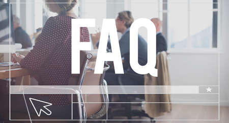 frequently asked question: FAQ Question Information Frequently Asked Question Concept