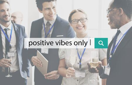 vibes: Positive Vibes Only Attitude Motivation Concept