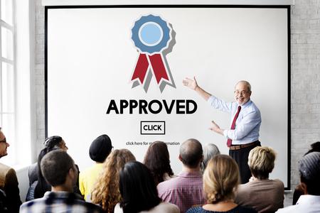 autoridad: Aceptar el acuerdo aprobado por la Autoridad Concepto de documento