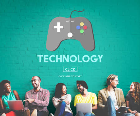 innovative concept: Technology Equipment Gaming Innovative Concept