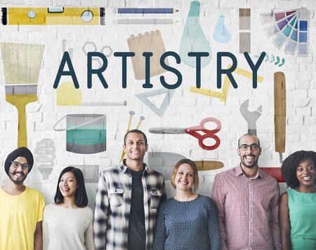 artistry: Artistry Craft Design Equipment Concept Editorial