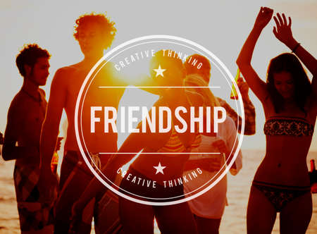 fellowship: Friends Friendship Fellowship Community Team Concept
