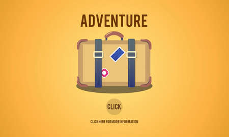wander: Adventure Backpacking Travel Destination Wander Concept Stock Photo