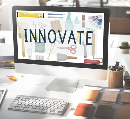aspiration: Innovate Aspiration Development Ideas Vision Concept