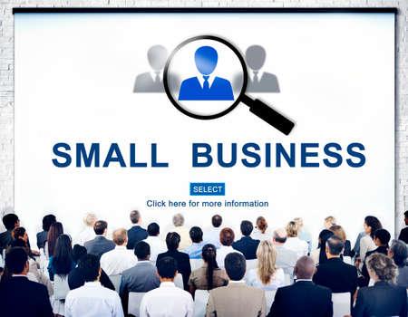 niche: Small Business Information Development Niche Concept