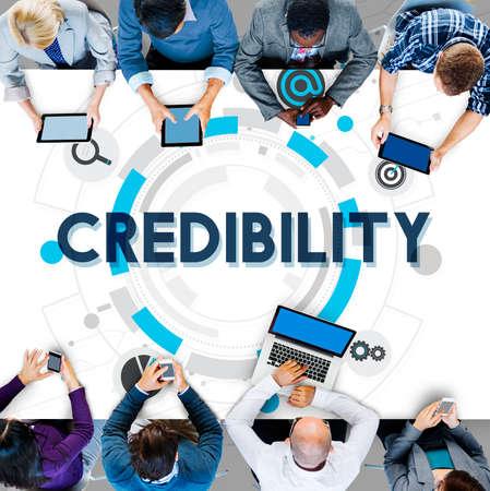 trustworthy: Credibility Trustworthy Integrity Likelihood Dependability Concept