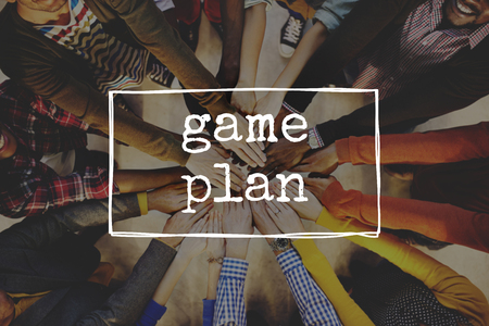 game plan: Game Plan Mission Goals Planning Solution Sports Concept
