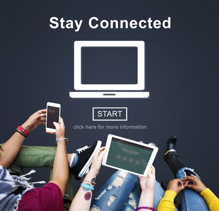 to stay: Stay Connected Interact Network Sharing Social Concept