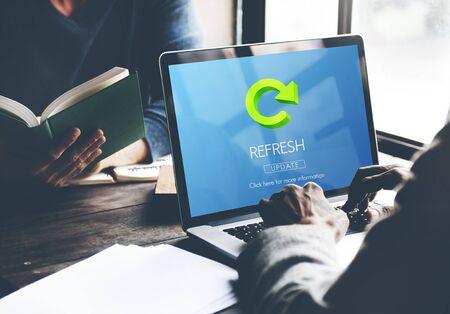 renew: Refresh Restart Renew Vision Concept