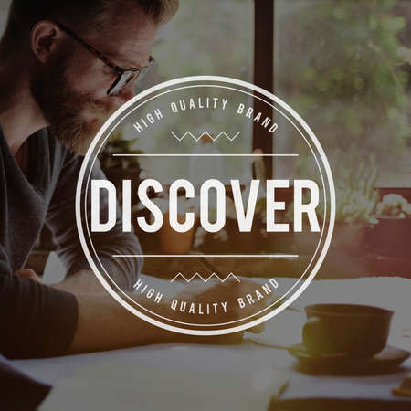 discover: Discover Explore Learn Travel Concept
