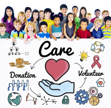 Care Support Security Welfare Hope Concept Stock Photo