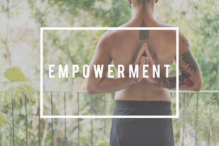 liberate: Empowerment Allow Authority Empower Enable Concept