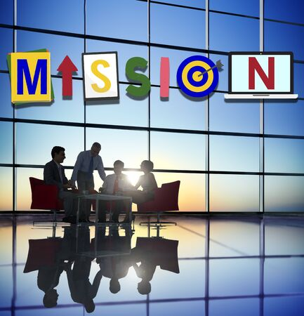 aspirations: Mission Objective Plan Strategy Target Goals Aspirations Concept