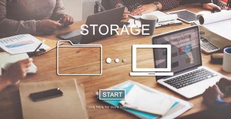 hardware: Storage Networking Hardware Internet Connection Concept
