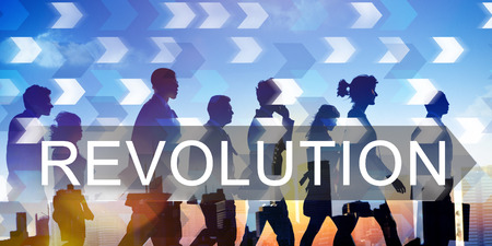 Revolution Revolutionary Innovation Concept