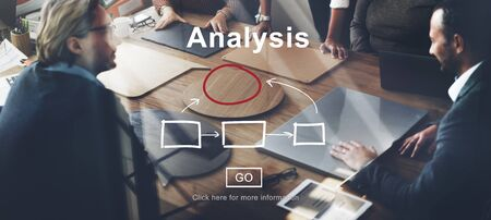 analyze: Analysis Analyze Examination Data Information Concept